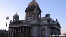 Isaak-Kathedrale in Sankt-Petersburg, Russland