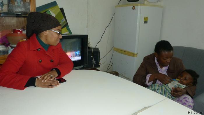 Portugal | Afrikaner in Lissabon | Vanussa e Aurora Coxi (J. Carlos)