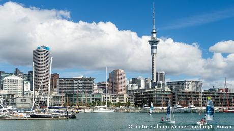 Auckland, New Zealand (picture alliance/robertharding/L. Brown)