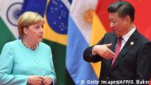 China G20-Gipfel in Hangzhou | Angela Merkel & Xi Jinping