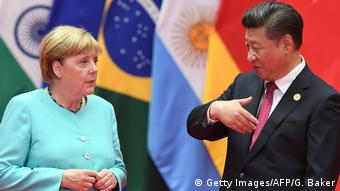 Merkel and Xi will gather in Hangzhou in September