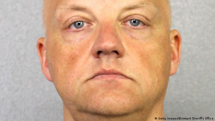 USA Volkswagen Manager Oliver Schmidt (Getty Images/Broward Sheriff's Office)