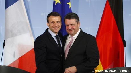 Коментар: Глава МЗС Німеччини виступає на підтримку іншої Європи