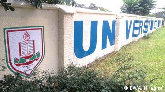 L'université de Bujumbura
