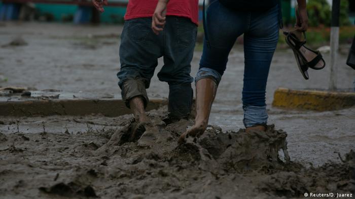 Peru Überschwemmungen (Reuters/D. Juarez)