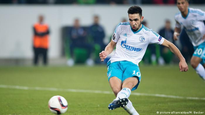 Fussball UEFA Europa League - Borussia Moenchengladbach v Schalke 04