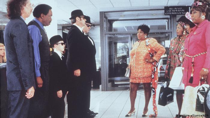 USA Film Blues Brothers 2000 (picture-alliance/KPA)