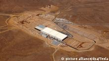 Tesla-Batteriefabrik Gigafactory