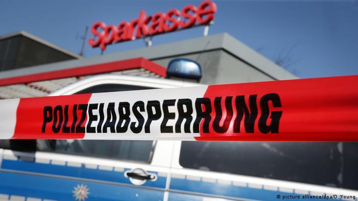 Banküberfall Duisburg
