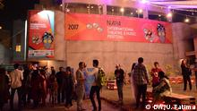 Pakistan NAPA Internationales Theater und Musik Festival in Karachi