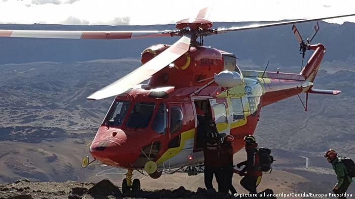 Seilbahn-Ausfall auf Teneriffa: 70 Menschen in Gondel gefangen