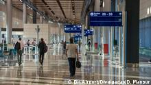 Brasilien Flughafen Confins in Belo Horizonte