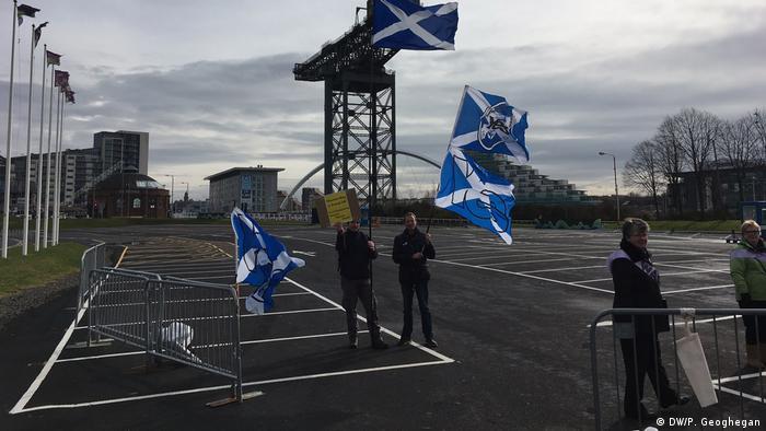 Schottland und das Referendum-problem