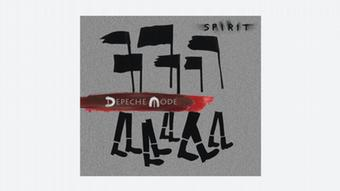 CD Cover Spirit by Depeche Mode