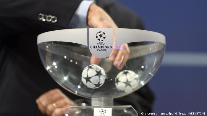 Champions League Auslosung (picture alliance/dpa/M. Trezzini/KEYSTONE)