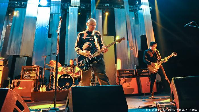 The Smashing Pumpkins (picture-alliance/NurPhoto/M. Nauta)
