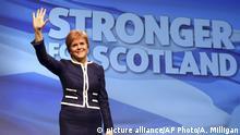 Schottland Brexit Nicola Sturgeon