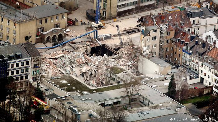 科隆城市檔案館坍塌案 誰該負責?