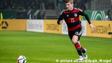 Fussball Timo Werner