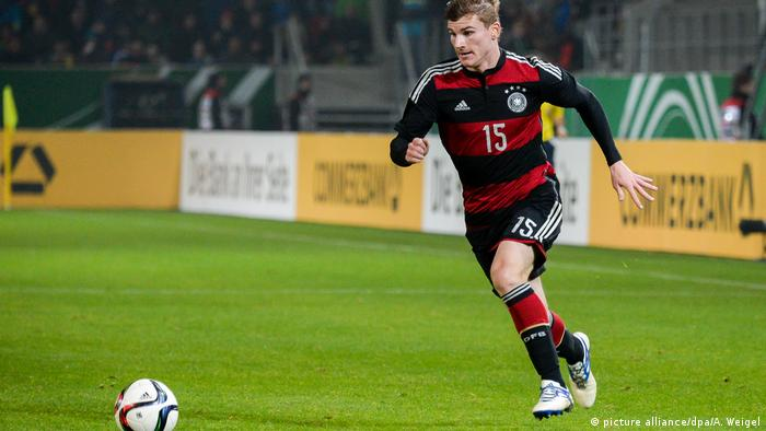 Fussball Timo Werner (picture alliance/dpa/A. Weigel)