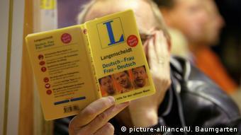Woerterbuch für den Mann - Deutsch - Frau