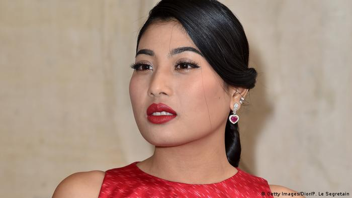 Thailand Prinzessin Sirivannavari Nariratana (Getty Images/Dior/P. Le Segretain)