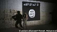 Irak Kämpfe um Mossul