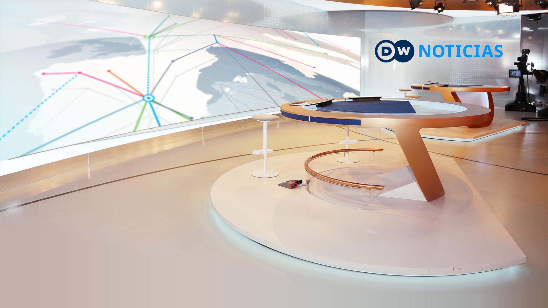 DW Hintergrund Smart-TV Apple und Android DW Noticias