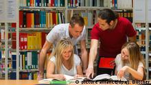 Ausländische Studenten an deutschen Hochschulen