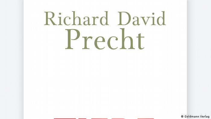 Book cover Tiere denken by Richard David Precht (Goldmann Verlag)