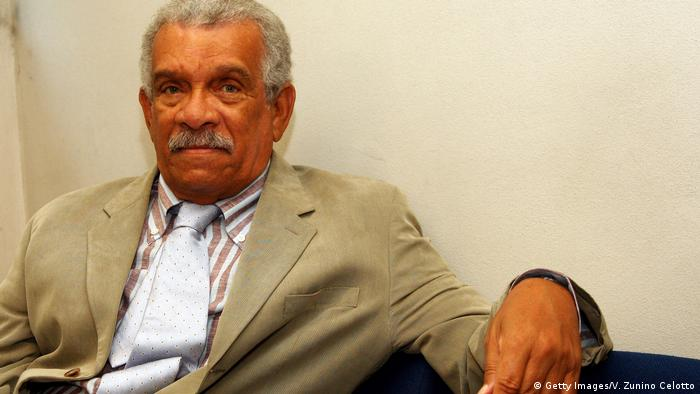 Dichter Derek Walcott (Getty Images/V. Zunino Celotto)