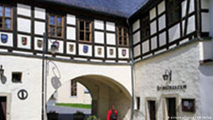 Freiberger Tor in Adorf