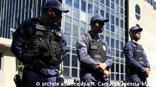 Brasilien Bundespolizei