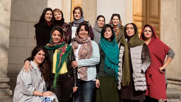 فستیوال آواز زنان ایران در برلین در سال ۲۰۱۷