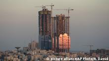Jordanien - Jordan Gate Towers in Amman