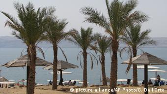 Πολλά ξενοδοχεία της Ιορδανίας στις όχθες της Νεκράς Θάλασσας ανησυχούν για το μέλλον