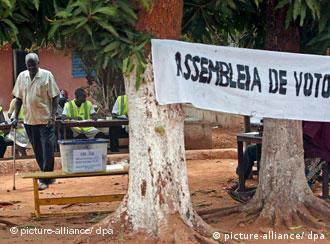 Wahlen in Guinea-Bissau (Foto: picture-alliance/dpa)