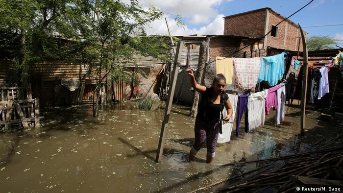 Peru - Überschwemmung (Reuters/M. Bazo)