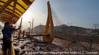 Peru Überschwemmungen