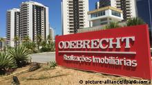 Brasilien Baufirma Odebrecht
