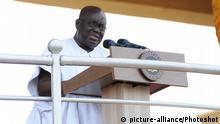 Ghana Präsident Nana Addo Dankwa Akufo Addo