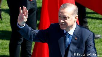 Türkei Jahrestag Schlacht von Canakkale | Präsident Tayyip Erdogan