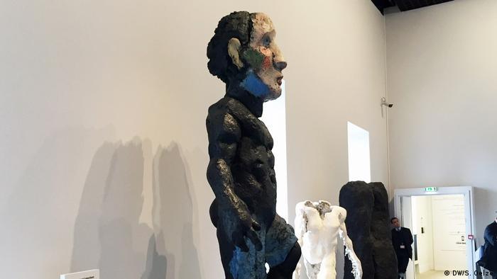 Skulptur von Markus Lüpertz Der Morgen oder Hölderlin 2011