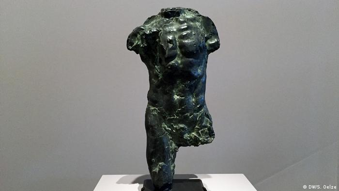 Ausstellung 100 Jahre Rodin im Grand Palais in Paris (DW/S. Oelze)