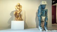 Ausstellung 100 Jahre Rodin im Grand Palais in Paris