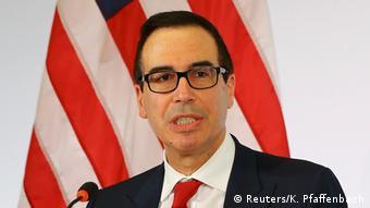 Ο αμερικανός υπουργός Οικονομικών δεν θέλει να δεσμεύεται από παλαιότερα ανακοινωθέντα του G20