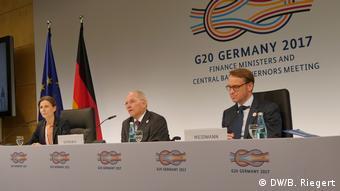 Η Γερμανία ασκεί φέτος την προεδρία της ομάδας G20