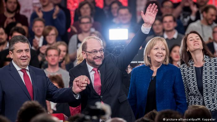SPD-Bundesparteitag in Berlin (picture-alliance/dpa/M. Kappeler)