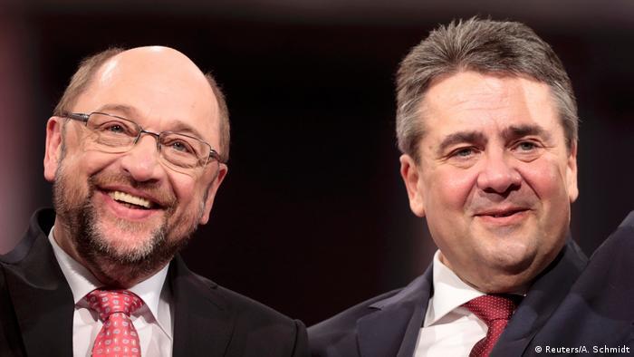 Deutschland SPD-Bundesparteitag in Berlin (Reuters/A. Schmidt)