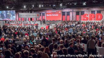 Deutschland SPD-Bundesparteitag in Berlin